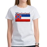 Mississippi State Flag Women's T-Shirt