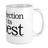Natural Selection (dog) Mug