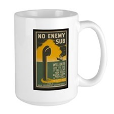 No Enemy Sub Mug