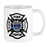 Firefighters Think Green Mug