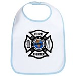 Firefighters Think Green Bib