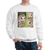 Cute Fearful owl Sweatshirt