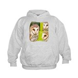 Funny Burrowing owl Hoodie