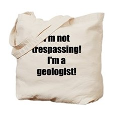 Cute Geologist Tote Bag