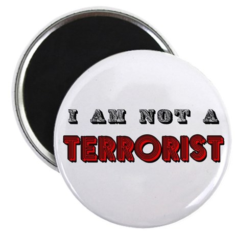 I am not a terrorist Magnet