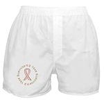 2 Year Breast Cancer Survivor Boxer Shorts