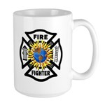 Firefighter Energy Large Mug