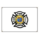 Firefighter Energy Banner