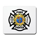 Firefighter Energy Mousepad