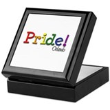 Orlando Gay Pride Keepsake Box