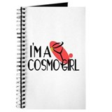 I'm a Cosmopolitan Girl (Cosmo) Journal