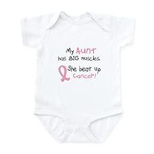 Big Muscles 1.1 (Aunt) Infant Bodysuit