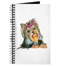 Yorkie Gifts for Yorkshire Terriers Journal