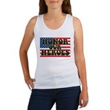 Honor Our American Heroes Women's Tank Top
