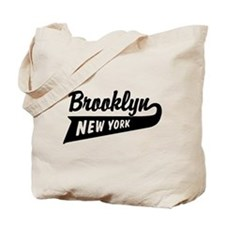 Brooklyn New York Tote Bag