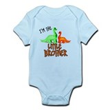 little brother dinosaur Onesie