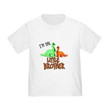 little brother dinosaur T