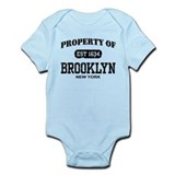 Property of Brooklyn Onesie