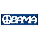 Obama Peace Bumper Sticker