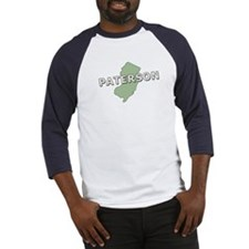 Paterson New Jersey Baseball Jersey