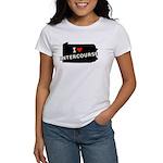 I Heart Intercourse Amish PA Women's T-Shirt