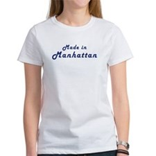 Made in Manhattan T-shirt Tee
