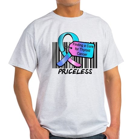 Thyroid Cancer Cure Light T-Shirt