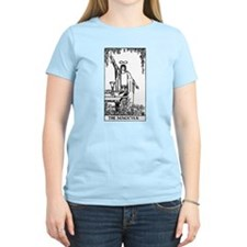 The Magician Rider-Waite Tarot Card T-Shirt