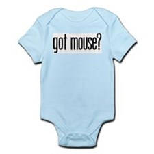 Got Mouse? Infant Creeper