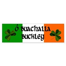 Buckley Coat of Arms Bumper Sticker