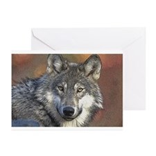 Wolf Art Greeting Cards (Pk of 10)