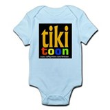 TIKI TOON Logo Infant Bodysuit