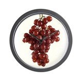 Red, Please Wall Clock