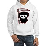 Grim Reaper Hooded Sweatshirt