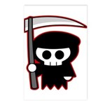 Grim Reaper Postcards (Package of 8)
