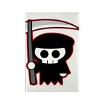Grim Reaper Rectangle Magnet (100 pack)