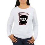 Grim Reaper Women's Long Sleeve T-Shirt