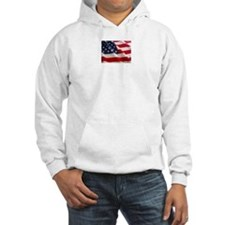 July 4th US Flag Hoodie