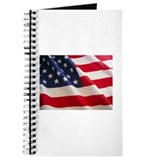 July 4th US Flag Journal