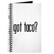 Got Taco? Journal