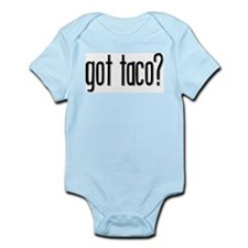 Got Taco? Infant Creeper