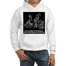 Art By M2J - The Simpsons - B Hoodie