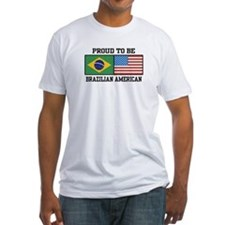 Proud Brazilian American Shirt