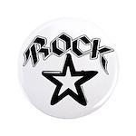 "Rock Star 3.5"" Button"