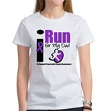 Purple Ribbon Hero Tee