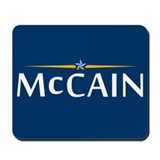 McCain For President Mousepad