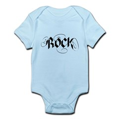 Guitar Rock Infant Bodysuit
