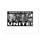 Socialist Leaders Postcards (Package of 8)