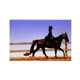 Cantering TWH Rectangle Magnet