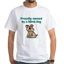 Proudly Owned (Dog) Shirt